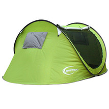 Outdoor Camping Hiking Tent 3-4 Person Single L... - $107.84