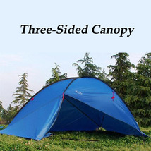 Outdoor Large Three-sided Canopy Awning Tent Be... - $195.86