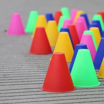 Training Marking Cones Slalom Skate Pile Cup-Ra... - $3.60