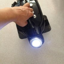 Solo Wheel Electric Unicycle Front Light Torch ... - $4.96