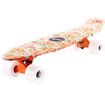 EC-FLGP04 Orange Peony Skateboard Non-Slip Flyi... - $96.53