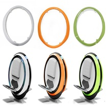 Ninebot One White/Green/Orange Colorful Protect... - $98.07