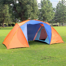 Outdoor Camping  2-4 Persons Tent Double Layer ... - $215.82