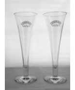 Pair Bailey's Irish Shake parfait barware glasses  - $20.00