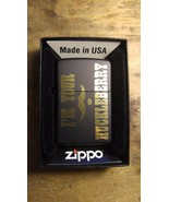 huckleberry zippo - $30.00