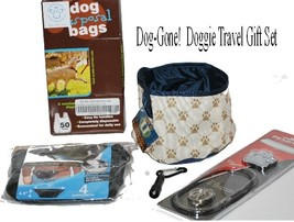Dog-Gone Handy!  Nylon Fanny Pack Combined with Other Dog Walking Goodies - $14.99