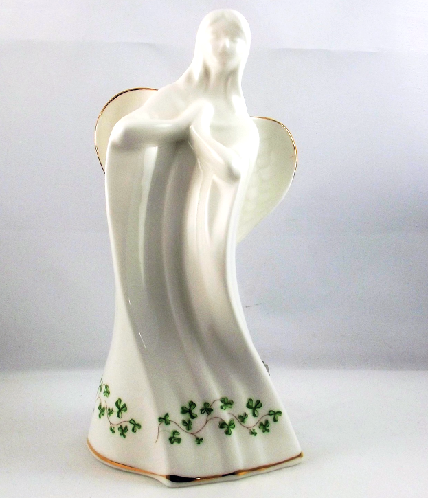 Royal Tara praying angel figurine Galway Ireland fine bone china