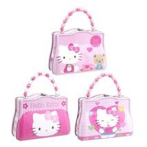 Bundle of 3 Tin Box Co Hello Kitty Beaded Handle Purse Tins - $24.90