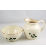 Carrigaline Pottery mini pitcher bowl set Cork ... - $12.00