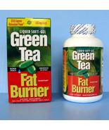 Weight Lose Loss Green Tea Fat Burner Gel Caps Maximum Concentrated Extr... - $25.73
