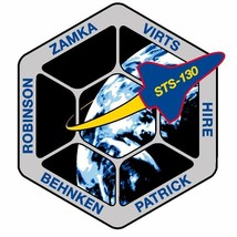 STS-130 Nasa Endeavour Sticker M564 Space Program - $1.45+