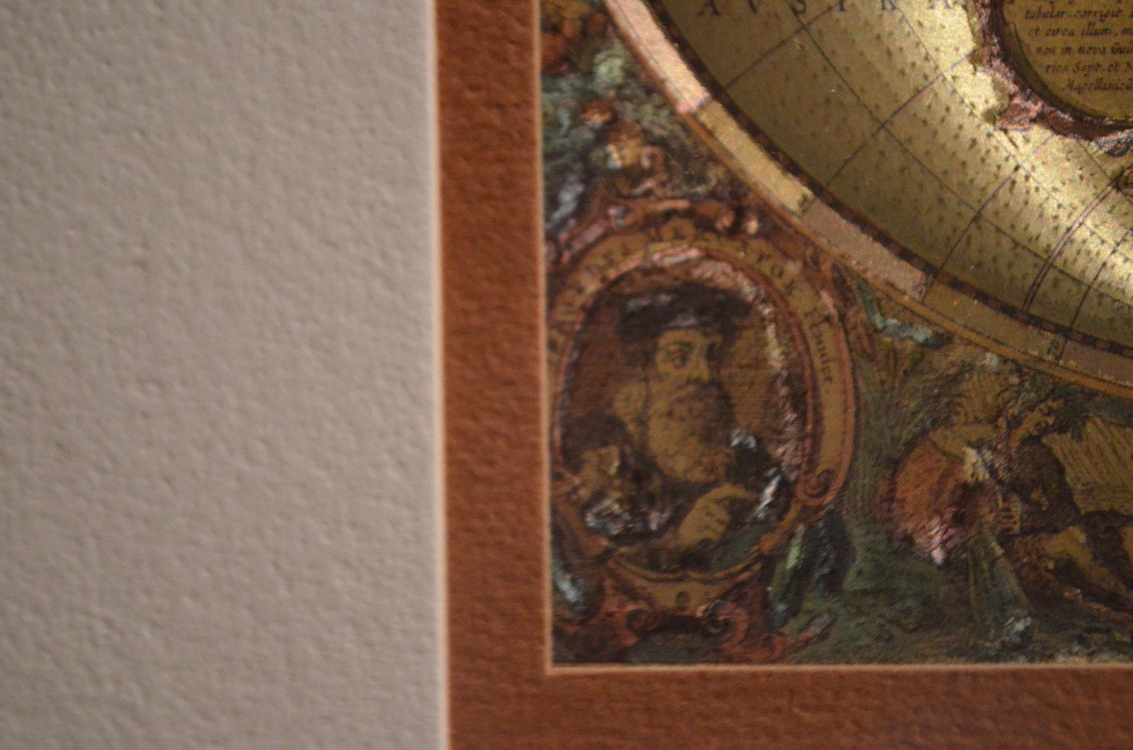 """NOVA TOTIUS TERRARUM ORBIS GEOGRAPHICA AC HYDROGRPHICA TABULA"" Old world Map"