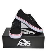 """Men's Canvas Skate Shoe by Adio  """"Melbourne"""" Bl... - $19.99"""
