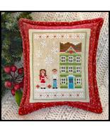 Snow Place Like Home Part 5 cross stitch chart ... - $5.40