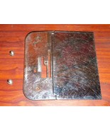 New Home NLB Rotary Hinged Slide Plate w/Needle Plate + Screws - $15.00