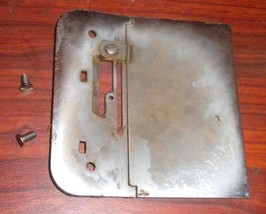 New Home NLB Rotary Hinged Slide Plate w/Needle Plate + Screws image 2