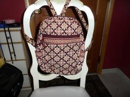 Vera Bradley backpack retired Medallion pattern - $36.00