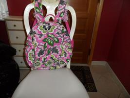 Vera Bradley Bookbag backpack in Priscilla Pink - $50.00