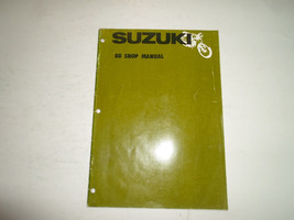 1964 Suzuki 80 Service Shop Manual Minor Fading Factory Oem Book 64 Dealership - $36.58