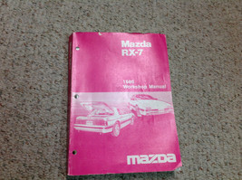 1986 Mazda RX-7 RX7 Service Repair Shop Workshop Manual Factory Oem Book X - $188.09