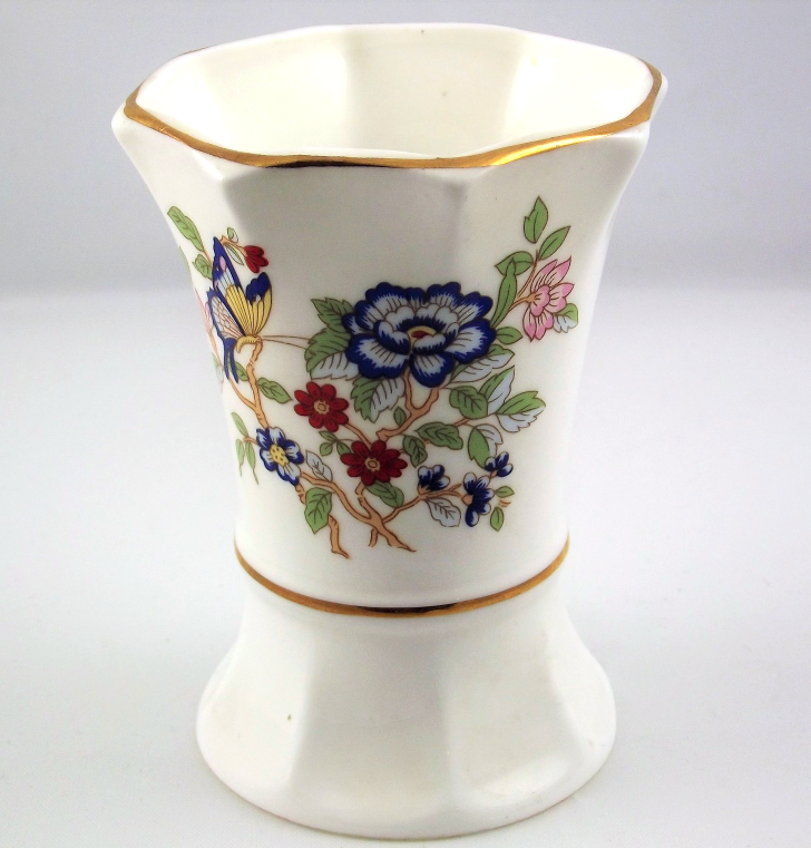 Royal Tara Harmony small spill bud vase bone china Galway Ireland