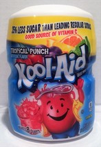 Kool Aid Tropical Punch Drink Mix 19 oz Canister - $5.69
