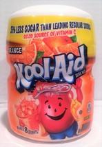 Kool Aid Orange Drink Mix 19 oz Canister - $5.69