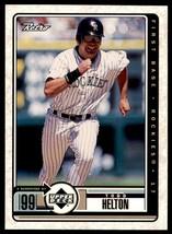 1999 Upper Deck Retro Todd Helton Colorado Rockies #29 - $3.91