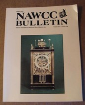 NAWCC Bulletin #278 June 1992 Webb Ball Railroad Watches Evolution of Watch V 34