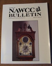 NAWCC Bulletin #298 Oct 1995 Elgin 571 Railroad Watches Marin Schreiner  V 37