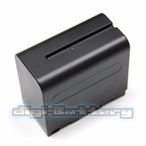 Camera Battery For Sony NP-F970 NP-F960 NP-F950 6600mAh EVO-250 MPK-DVF4 CCD-SC9 - $22.66
