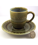 Vintage Wade Irish Porcelain small tea cup and ... - $28.00