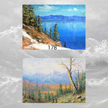Lot #7 of 2 ACEO archival art prints 33, 178 - $4.89
