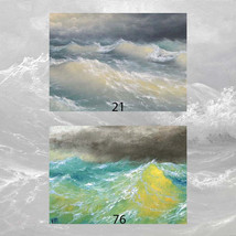 Lot #10 of 2 ACEO archival art prints 21, 76 - $4.89