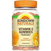 Sundown Naturals Vitamin C Gummies, 90 Count - $14.01