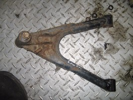KAWASAKI 1988-2002 220 BAYOU 2X4  LEFT FRONT LOWER A-ARM  PART 26,932 - $20.00