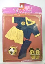 TOMY 1983 KIMBERLY SOCCER OUTFIT NRFP - $39.56