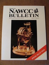 NAWCC Bulletin #294 April 1995 Ditisheim Modern Precision Pend. Rockford V. 37