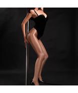 70D Pantyhose Super shiny Stockings sleek sexy women transparent velvet ... - $9.99+