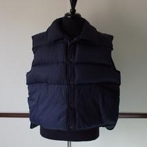 Mens Northwest Territory Blue / Green Down Fill Puffer Winter Vest Sz XL - $29.02