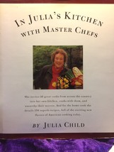FIRST EDITION In Julia's Kitchen with Master Chefs by Julia Child - $69.99