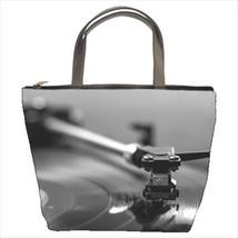 Vinyl Player Bucket Bag - $29.59
