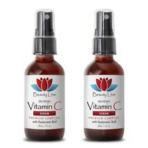 Zea Mays Powder - Vitamin C Serum 30ml - Keep Younger Looking Skin 2B - $30.64