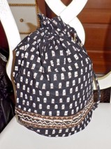 Vera Bradley ditty bag in retired Zebra pattern  - $14.50