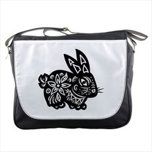 Year of the Rabbit Chinese Zodiac Messenger Bag - $36.99