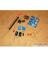 1 pcs x NE555/LM555 Adjustable Square Wave Generator DIY KIT - USA - $2.61