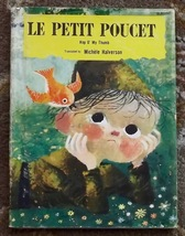 French book Le Petit Poucet (Hop O' My Thumb) Michele Halverson and Arnolot - $7.50