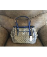NWT Coach Peyton Signature Double Zip Carryall ... - $183.15