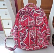 Vera Bradley  backpack in Rosy Posies pattern  - $38.50