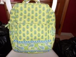 Vera Bradley large backpack in Citrus Elephant  pattern - $55.50